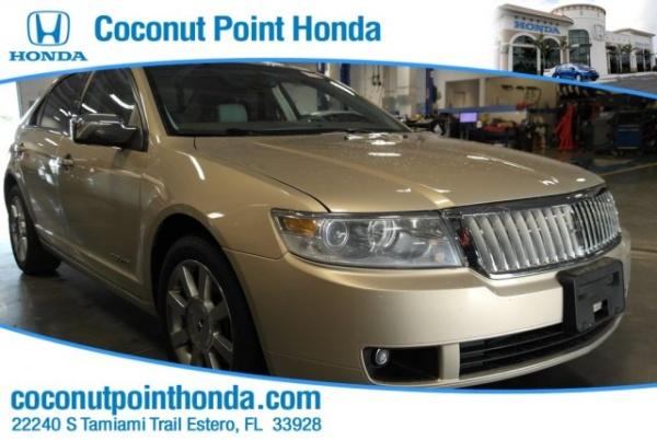 Lincoln Zephyr 2006 $6991.00 incacar.com