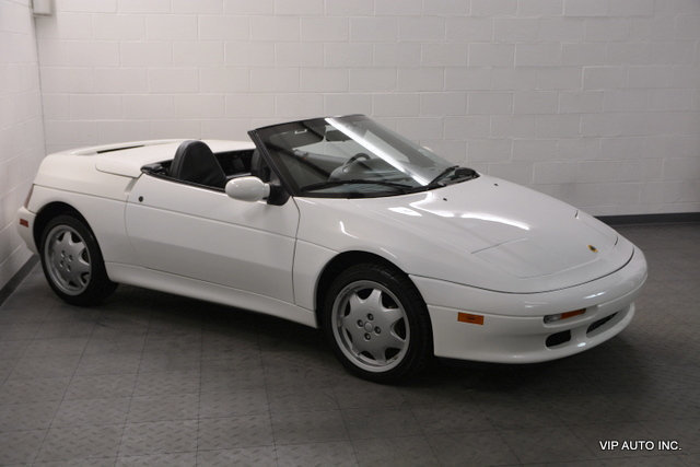 Lotus Elan 1991 $18700.00 incacar.com