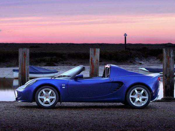 Lotus Elise 2005 $32991.00 incacar.com