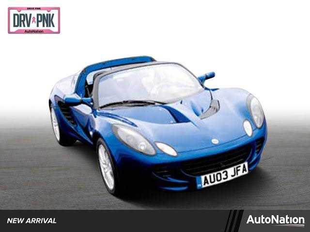 Lotus Elise 2005 $35594.00 incacar.com