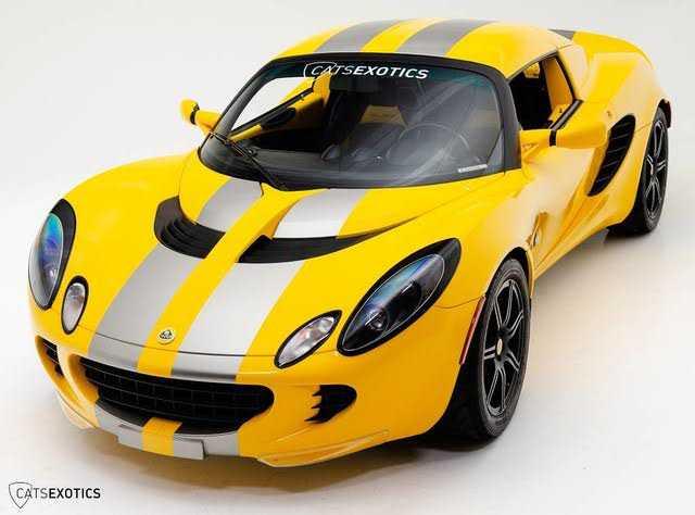 Lotus Elise 2006 $46000.00 incacar.com