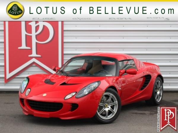 Lotus Elise 2007 $44950.00 incacar.com