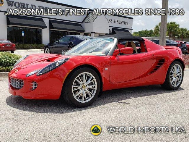 Lotus Elise 2008 $51900.00 incacar.com