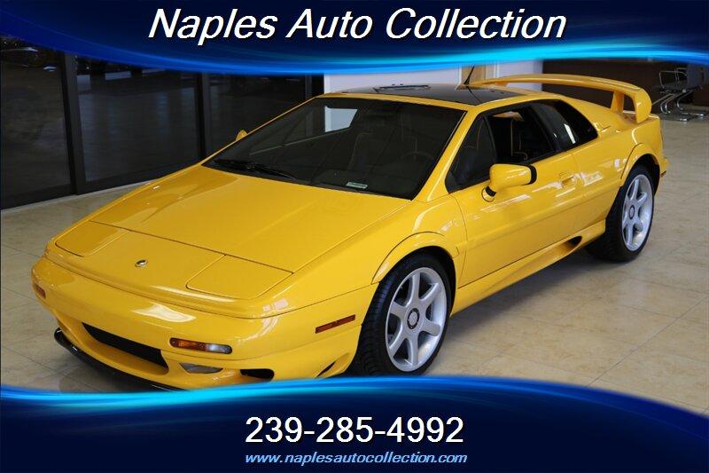 Lotus Esprit 1999 $56995.00 incacar.com