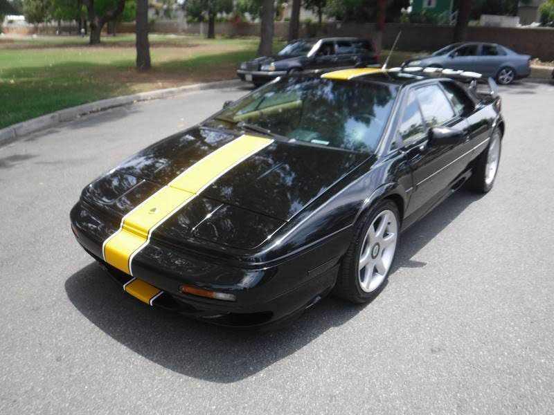 Lotus Esprit 2000 $41995.00 incacar.com