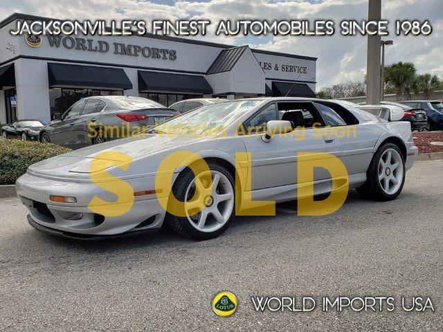 Lotus Esprit 2001 $59900.00 incacar.com