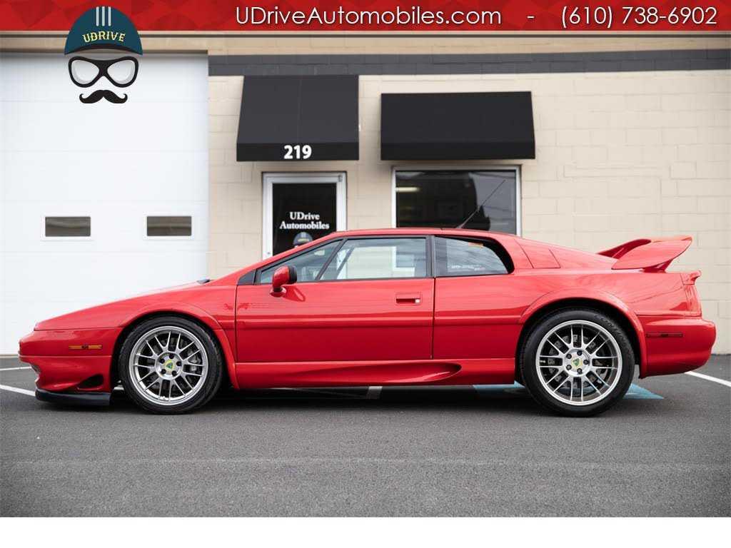Lotus Esprit 2002 $64900.00 incacar.com