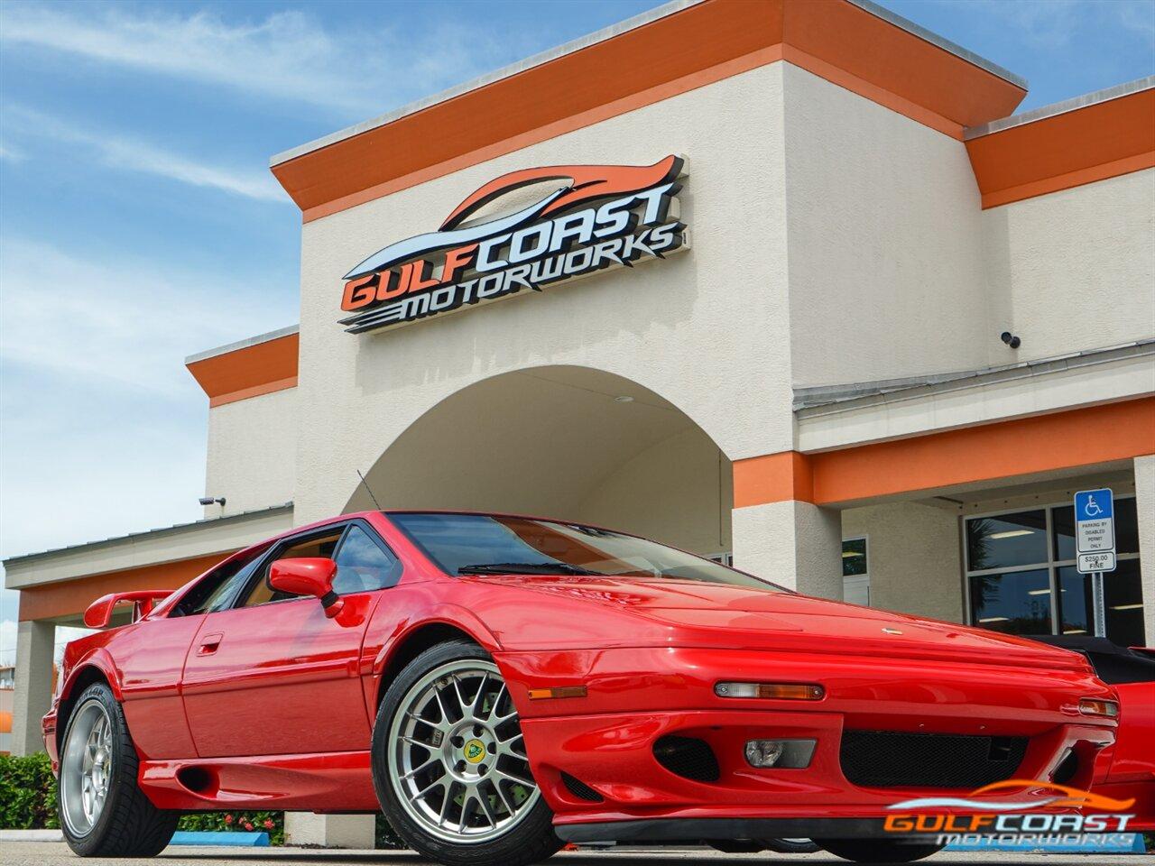 Lotus Esprit 2002 $69995.00 incacar.com