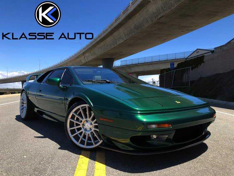 Lotus Esprit 2003 $59800.00 incacar.com