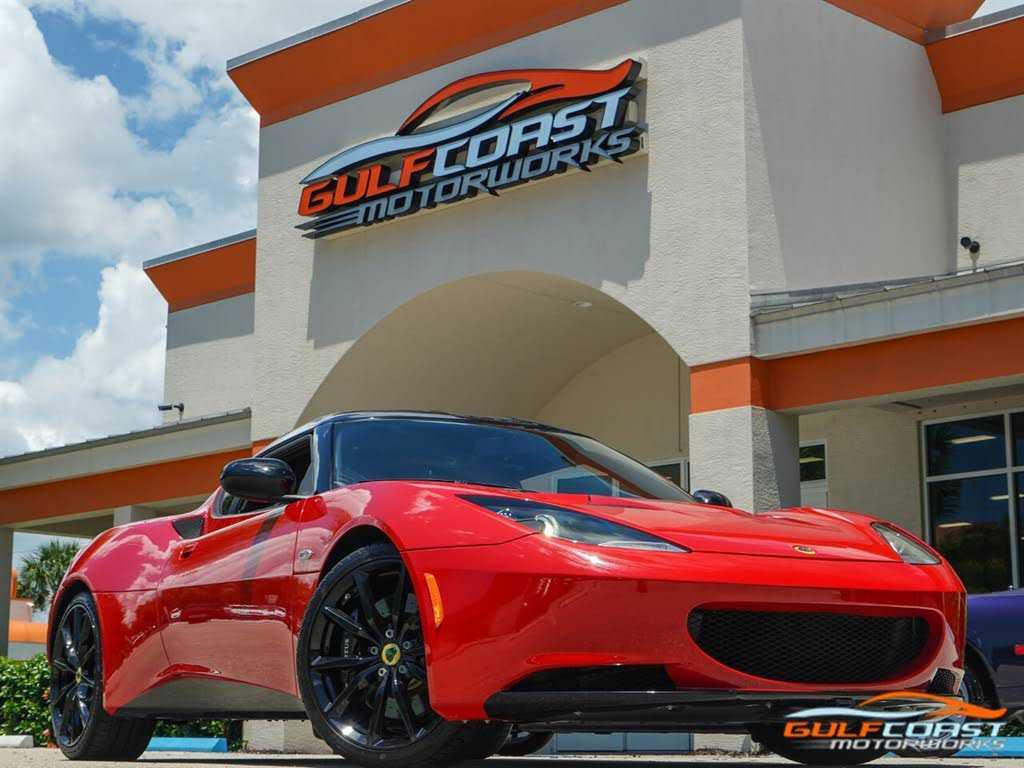 Lotus Evora 2012 $52995.00 incacar.com