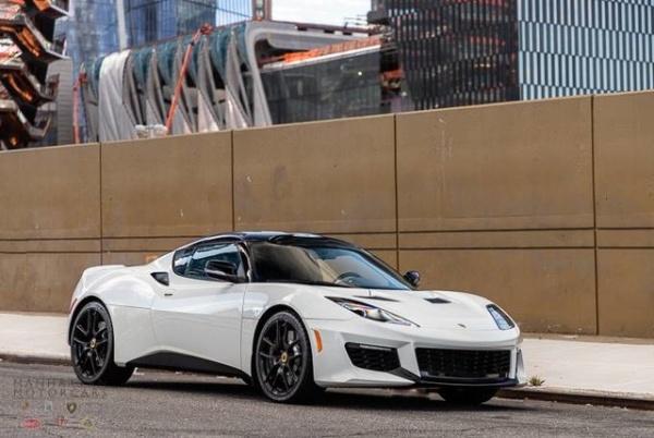 Lotus Evora 2017 $77495.00 incacar.com