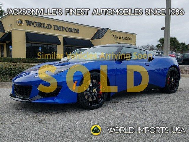 Lotus Evora 2017 $100885.00 incacar.com