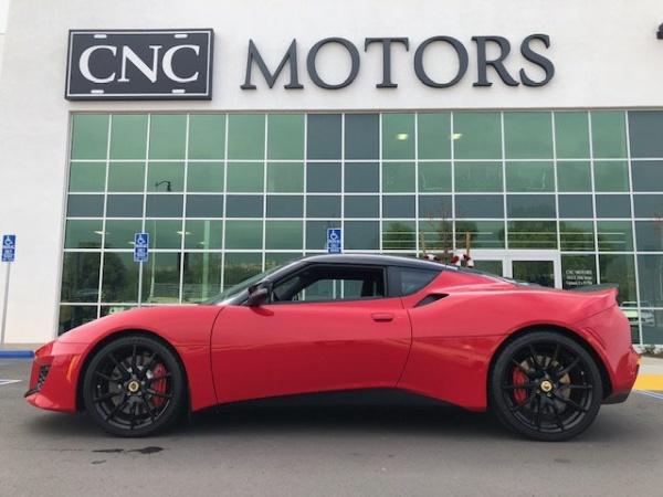 Lotus Evora 2018 $89999.00 incacar.com