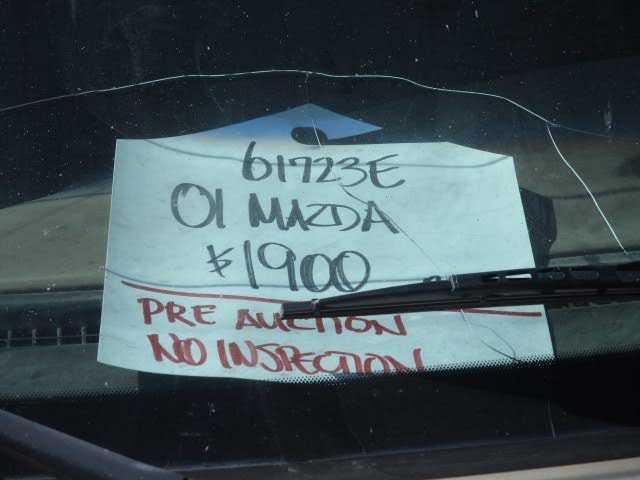 MAZDA B-Series 2001 $1300.00 incacar.com