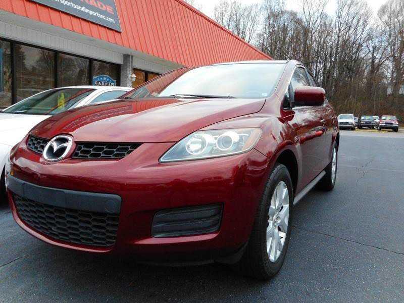 MAZDA CX-7 2007 $4255.00 incacar.com