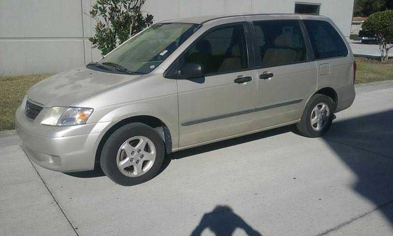 MAZDA MPV 2001 $1299.00 incacar.com