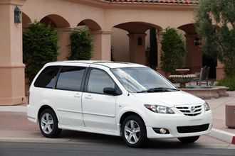 MAZDA MPV 2004 $3950.00 incacar.com
