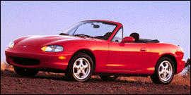 MAZDA MX-5 1999 $7400.00 incacar.com