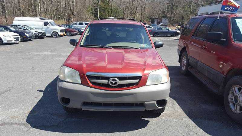 MAZDA Tribute 2001 $700.00 incacar.com