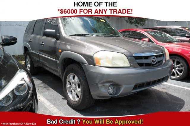 MAZDA Tribute 2002 $1295.00 incacar.com