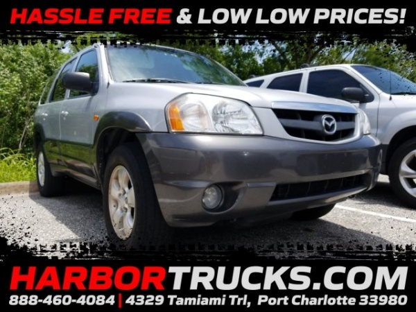 MAZDA Tribute 2003 $1992.00 incacar.com