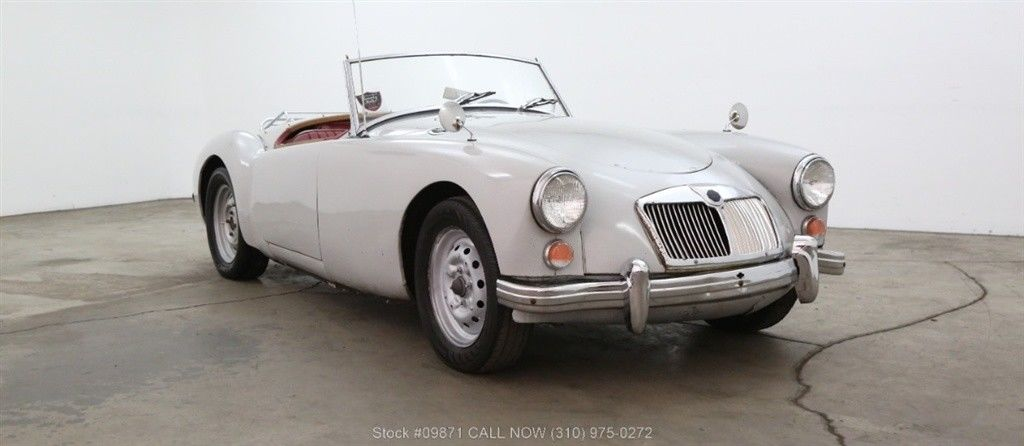 MG A 1960 $12750.00 incacar.com