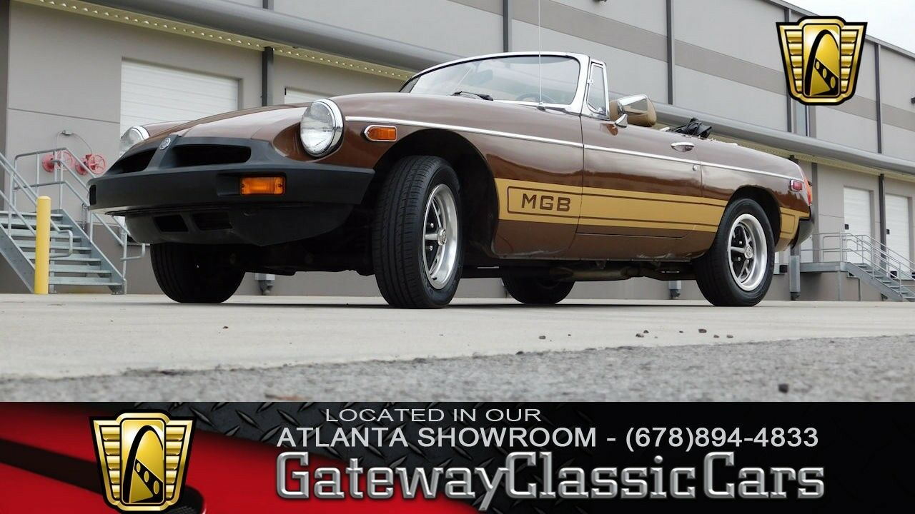 MG MGB 1979 $12595.00 incacar.com