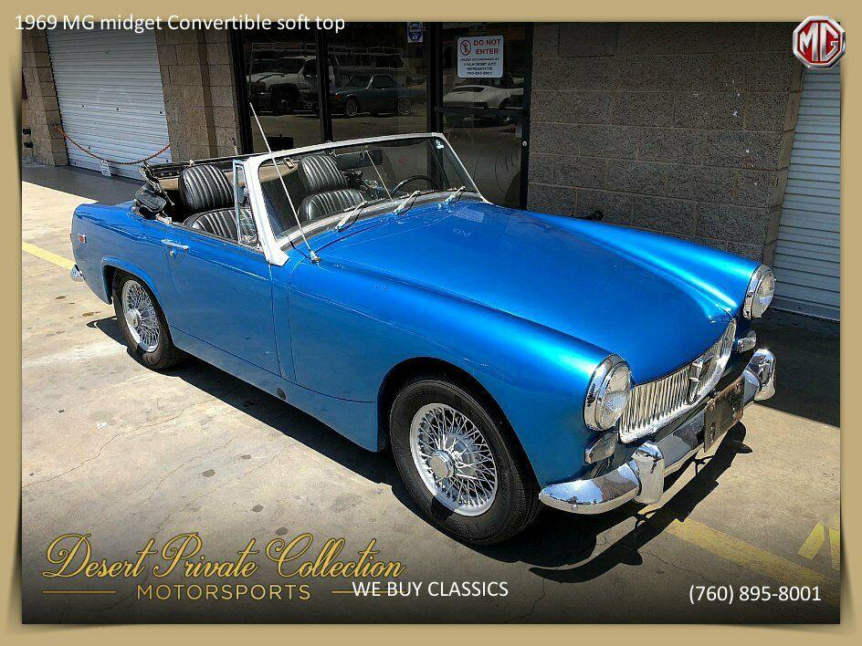 MG Midget 1969 $8990.00 incacar.com