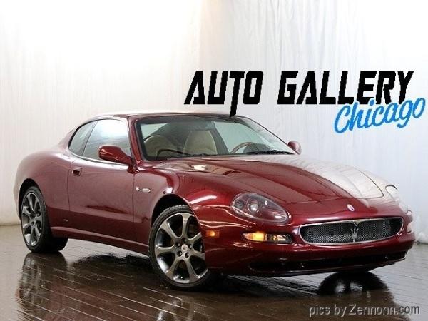 Maserati Coupe 2004 $23990.00 incacar.com