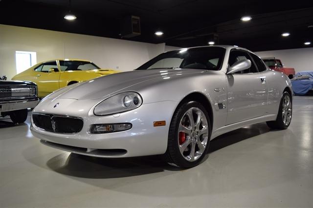 Maserati Coupe 2004 $38500.00 incacar.com