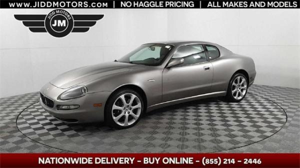 Maserati Coupe 2004 $17595.00 incacar.com