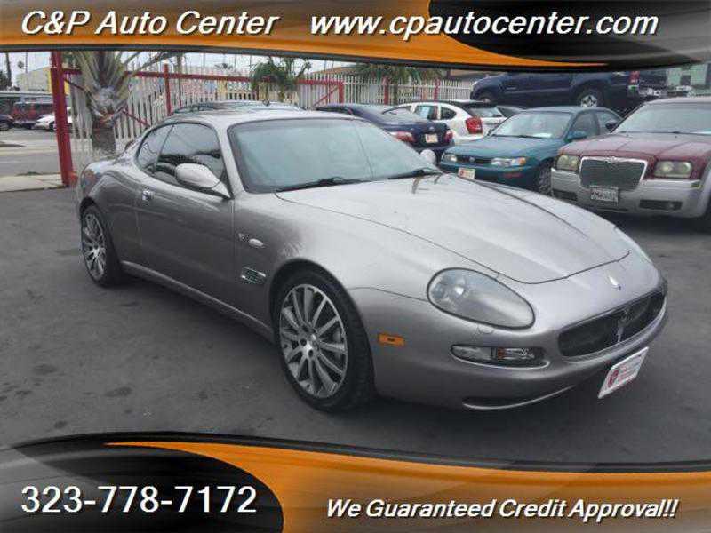 Maserati Coupe 2004 $16999.00 incacar.com