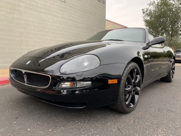 Maserati Coupe 2004 $21950.00 incacar.com