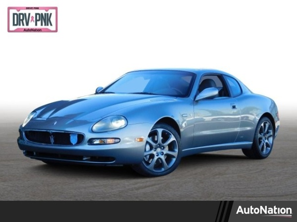 Maserati Coupe 2004 $21981.00 incacar.com