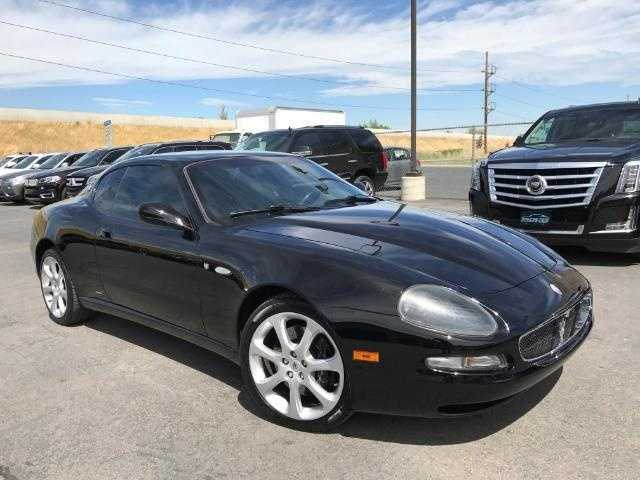 Maserati Coupe 2004 $15995.00 incacar.com