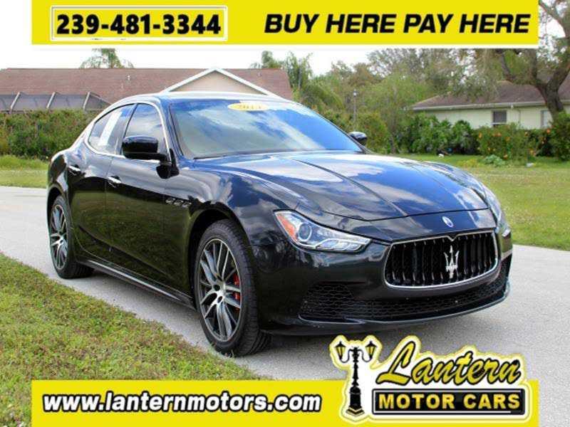 Maserati Ghibli 2014 $27990.00 incacar.com