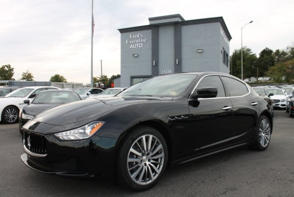 Maserati Ghibli 2015 $39997.00 incacar.com