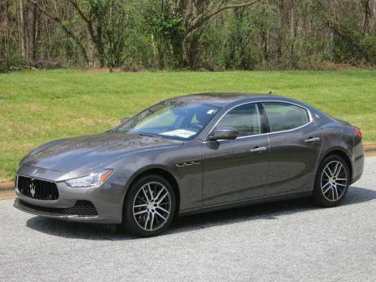 Maserati Ghibli 2017 $53499.00 incacar.com