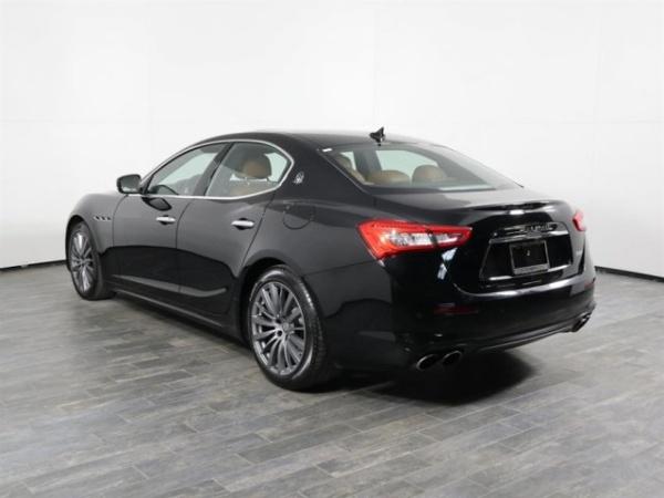Maserati Ghibli 2018 $52999.00 incacar.com