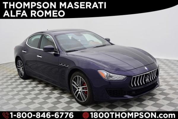 Maserati Ghibli 2018 $68997.00 incacar.com