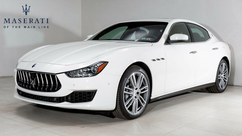 Maserati Ghibli 2019 $78975.00 incacar.com