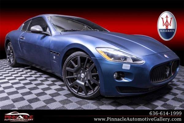 Maserati Gran Turismo 2008 $34999.00 incacar.com