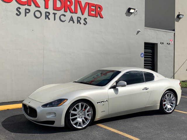 Maserati Gran Turismo 2009 $39800.00 incacar.com