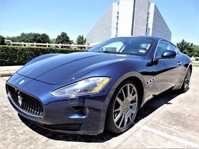 Maserati Gran Turismo 2009 $30980.00 incacar.com