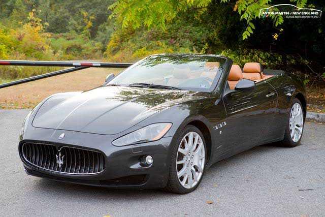 used Maserati Gran Turismo 2010 vin: ZAM45KMA5A0051394