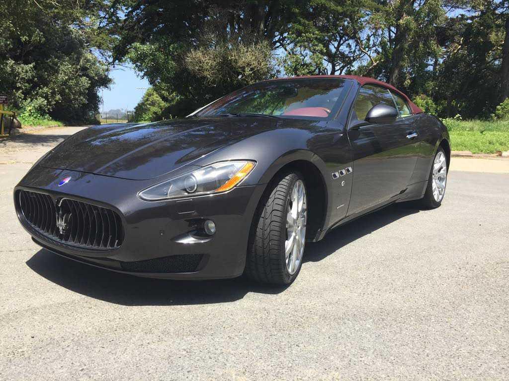 used Maserati Gran Turismo 2010 vin: ZAM45KMA4A0052035