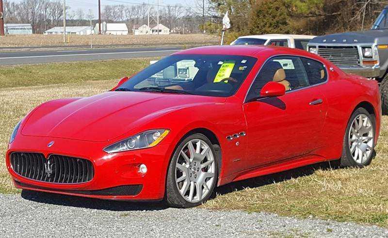 Maserati Gran Turismo 2010 $45000.00 incacar.com