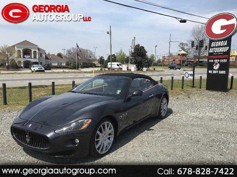 Maserati Gran Turismo 2011 $49999.00 incacar.com
