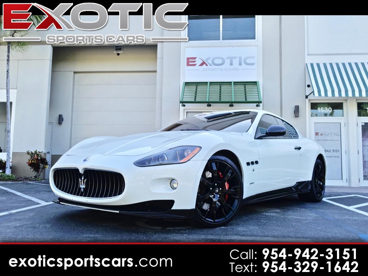Maserati Gran Turismo 2011 $38500.00 incacar.com