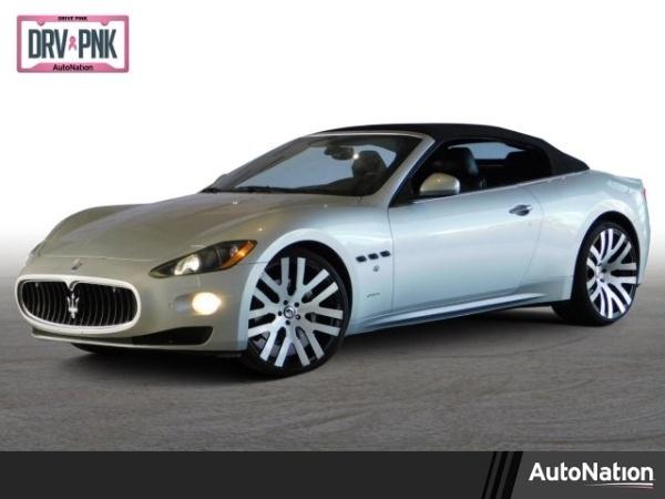 Maserati Gran Turismo 2011 $43979.00 incacar.com